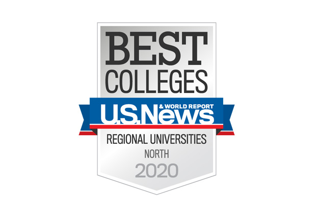 US News and World Reports: Best Colleges - Regional Universities North 2020