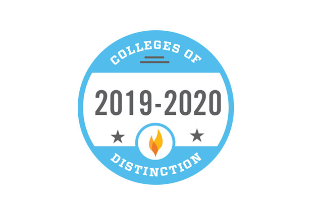 Colleges of Distinction 2019-2020
