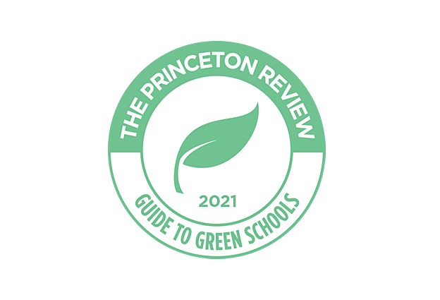The Princeton Review Guide to Green Schools 2019